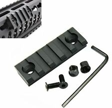 2 inch Keymod 5 Slot Picatinny/Weaver Rail For Handguard Rail Section Aluminum