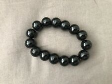 Crystal Black Bracelets Jewelry Stretchy bought from Tibet enhance luck