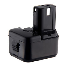 12V Battery for Hitachi EB1220BL EB1214S EB1212S WR12DMR CD4D DH15DV C5D