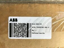 ABB IRC5 30m CAVI 3HAC031683-004 - Nuovo di Zecca