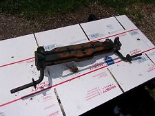 Craftsman made by murray 536.270112 rear engine riding mower front axle