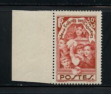 France 1936   #B46  Children of the Unemployed  1v.   MNH  M787