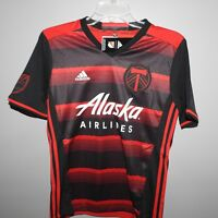 MLS Portland Timbers Adidas Soccer Jersey New Youth Sizes