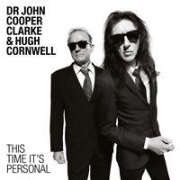 Dr John Cooper Clarke & Hugh Cornwell (NEW CD)