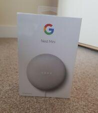 Google Nest Mini 2nd Generation BNWT