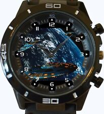 Ufo Coming Earth New Gt Series Sports Unisex Watch