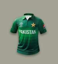 Pakistan Cricket Team World Cup 2019 Odi Shirt T-Shirt Jersey 2019