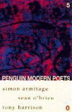 Penguin Modern Poets: Simon Armitage, Sean O'Bri, Acceptable, Books, mon00001027