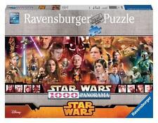 RAVENSBURGER DISNEY PANORAMA JIGSAW PUZZLE STAR WARS LEGENDS 1000 PCS #15067