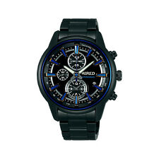 WIRED Men's Chronograph Watch AF8T25X By SEIKO