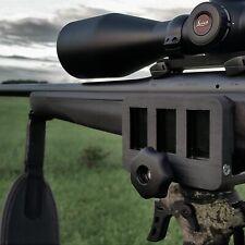 gun Saddle Precision Rifle Rest - Tripod Mount Adapter