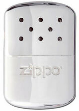Zippo Handwarmer in High Polished Chrome (Lasts 12 Hours) 40282 - FREE DELIVERY!