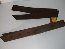 New Western Saddle BROWN Nylon Tie Strap Girth Cinch 6' & Off Billet SET