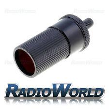 12v Female Car Cigarette Lighter Socket Plug Connector Solder On