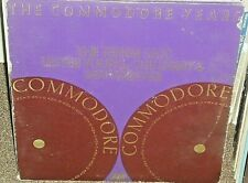 Lester Young, Ben Webster DBLP The Commodore Years  Vinyl VG+ 4 Sides   Cover VG