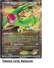 Flygon EX XY61 Jumbo Oversized Ultra Rare Promo Pokemon Card TCG NM (Aus)