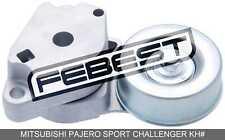 Belt Tensioner For Mitsubishi Pajero Sport Challenger Kh# (2008-)
