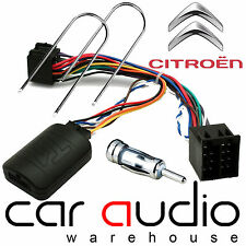 Citroen RD3 Xsara Picasso C2 C3 C5 C8 Berlingo Steering Wheel Interface & Aerial