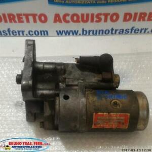 MOTORINO D'AVVIAMENTO KIA SPORTAGE 2.0 TD 8V 4WD ANNO 2001 031013050