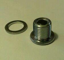 Porsche Engine Oil Drain Plug Magnetic M18 X 1.50 mm 911 996 997  Boxster Cayman