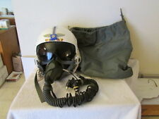 Vintage USAF Flight Helmet