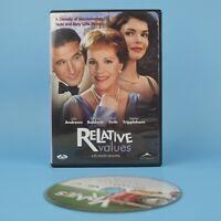 Relative Values DVD - 2000 - William Baldwin - Bilingual - GUARANTEED