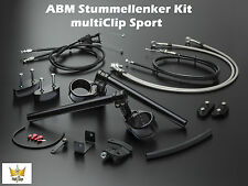 ABM Guidon Multiclip Sport moignon Guidon Kit Yamaha yzf-r1 type: rn22 Année de construction 09-14