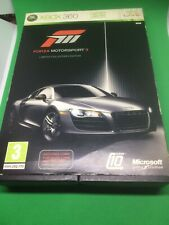Forza Motorsport 3 Limited Edition (xBox 360. no USB stick) PAL Game