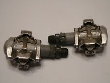Shimano PD-M515 Dual Sided Clipless SPD Mountain Bike Pedals (Silver) Set Pair