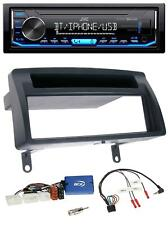 JVC MP3 Bluetooth USB Lenkrad Autoradio für Toyota Corolla E12 2001-2007