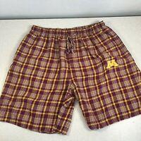Concepts Sport Sleepwear Minnesota Gophers Pajama Bottom Shorts Sz XL