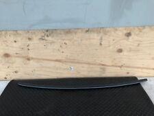 BMW OEM E39 M5 S62 REAR EXTERIOR TRUNK LID HATCH SPOILER MOLDING TRIM LIP