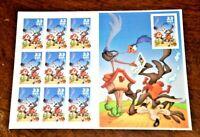 CatalinaStamps: US Stamp #3391 MNH Sheet, Bugs Bunny, CV=$12, #B3