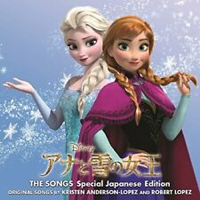 [CD] Frozen Original Sound Track (ALBUM+GOODS) (Limited Edition) NEW from Japan