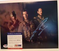 Josh Brolin Signed 8x10 Photo PSA/DNA COA