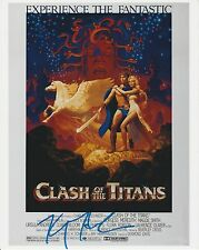 Harry Hamlin Signed 8x10 Photo Clash of the Titans Poster