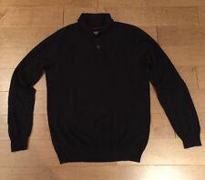 Ben Sherman Sweater Black Men's Small
