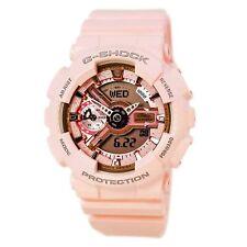 Casio GMAS110MP-4A1 Lady's Ana-Digi Pink Dial Pink Band Dive Watch