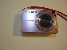 sony cybershot camera w120        d1.08