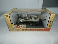 M-41 Walker Bulldog Tank The Ultimate Soldier 32x 1:32 New Saeled 20240 + Crew
