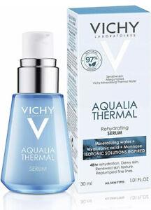 Vichy Aqualia Thermal Rehydration Serum 30ml NEW IN BOX