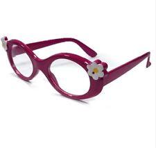 ANT Flower Frame Design Kids Fashion Glasses Eyewear - PINK