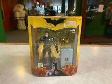 2005 Mattel Exclusive Batman Begins Bruce Wayne Action Figure Sdcc Nib