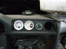 BMW E30 (1984-1991) Middle Vent Gauge Holder: Four 52mm