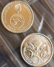 RAM Australian 2016 Uncirculated .5c Coin Unc Five Cent EX MINT SET ✔️✔️