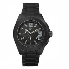GUESS COLLECTION GC X76011G2S MEN'S SPORT CLASS XXL CHRONOGRAPH  BLACKOUT Watch