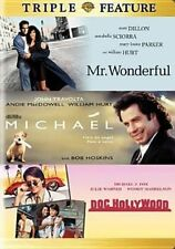 Triple Feature Mr Wonderful Michael Doc Hollywood 2 Discs 2006 DVD CLR