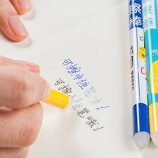 1pc Friction Pen Eraser Gel Ink Special Rubber Ink Remover Effectively Cleaner e