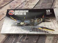 Supermarine Spitfire VB 9 02046 Airfix Model Kit 1/72 Series 2 SEALED