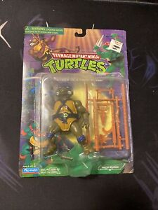 VINTAGE TMNT 1998 Teenage Mutant Ninja Turtles Donatello Figure 10-Back (B1)